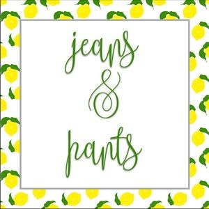 Accessories - Jeans, Pants, and Shorts ❤️🍋